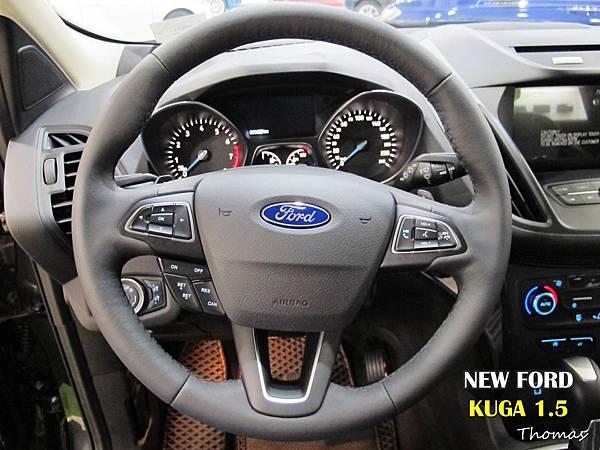 賞車禮,2017福特,FORD NEW KUGA 1.5_18