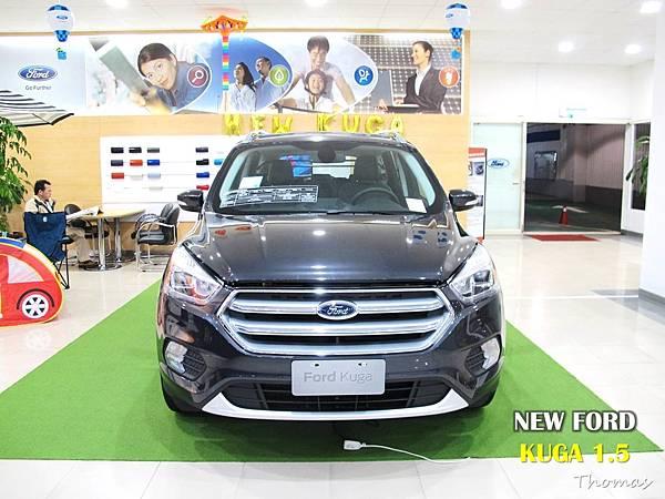 賞車禮,2017福特,FORD NEW KUGA 1.5_12