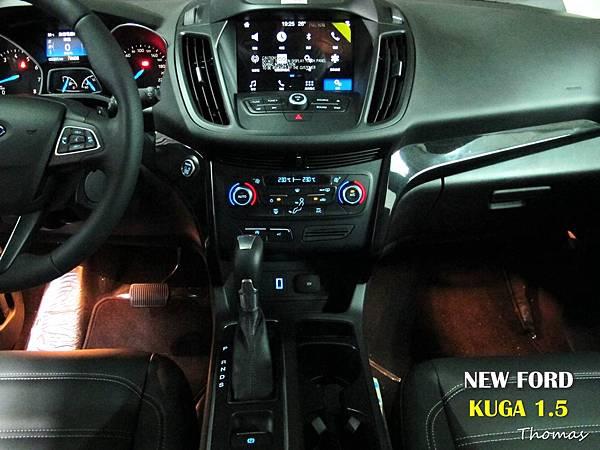賞車禮,2017福特,FORD NEW KUGA 1.5_19