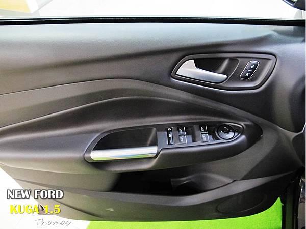 賞車禮,2017福特,FORD NEW KUGA 1.5_20