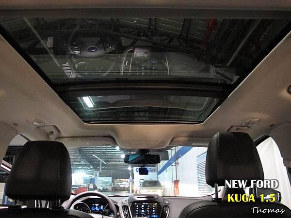 賞車禮,2017福特,FORD NEW KUGA 1.5_09