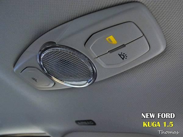 賞車禮,2017福特,FORD NEW KUGA 1.5_25
