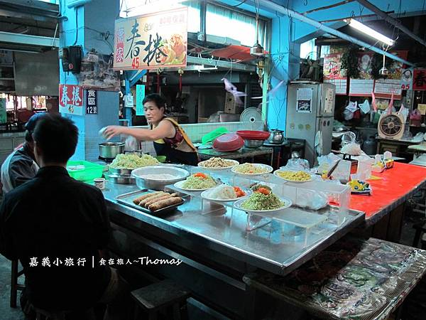 嘉義小旅行,嘉義小吃,嘉義蘭井街,嘉義老屋,嘉義東門市場美食 (上)_41