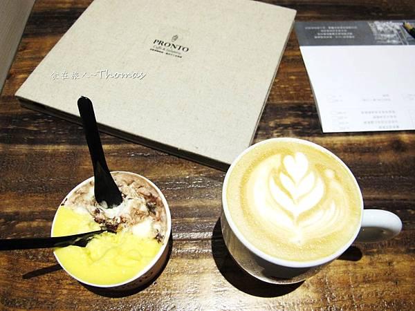高雄老歐洲咖啡館PRONTO,高雄咖啡館,高雄甜點店,文山特區餐廳_02