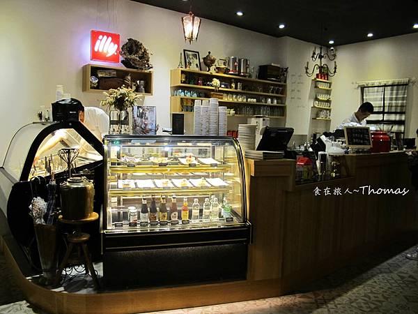 高雄老歐洲咖啡館PRONTO,高雄咖啡館,高雄甜點店,文山特區餐廳_04