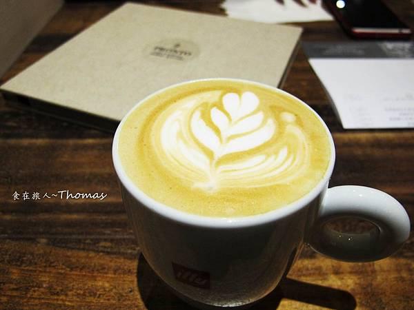 高雄老歐洲咖啡館PRONTO,高雄咖啡館,高雄甜點店,文山特區餐廳_17
