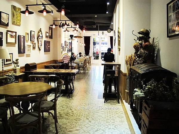 高雄老歐洲咖啡館PRONTO,高雄咖啡館,高雄甜點店,文山特區餐廳_21