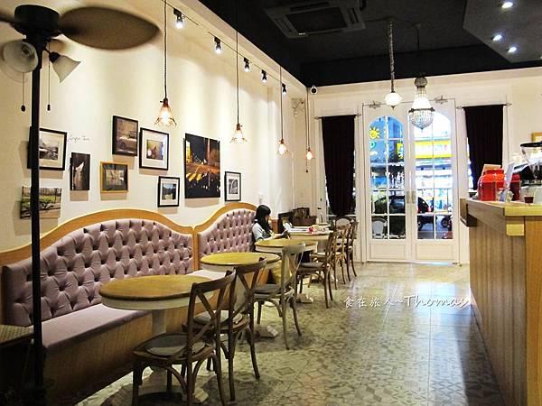 高雄老歐洲咖啡館PRONTO,高雄咖啡館,高雄甜點店,文山特區餐廳_19
