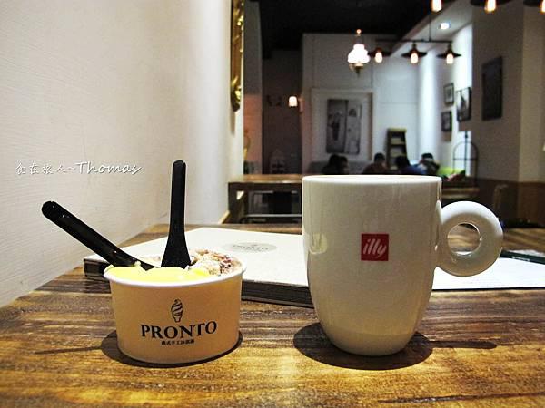 高雄老歐洲咖啡館PRONTO,高雄咖啡館,高雄甜點店,文山特區餐廳_18