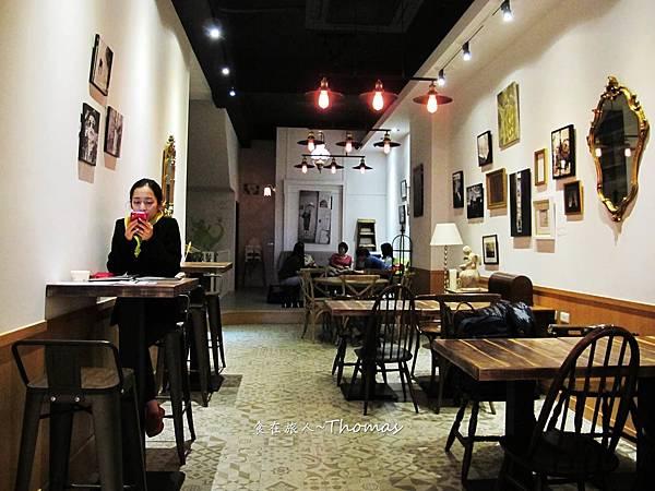 高雄老歐洲咖啡館PRONTO,高雄咖啡館,高雄甜點店,文山特區餐廳_20