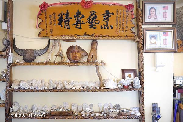 花蓮部落小旅行,噶瑪蘭餐廳,花蓮必吃,花蓮海鮮餐廳,新社梯田餐廳_06