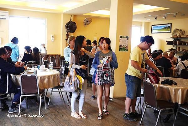 花蓮部落小旅行,噶瑪蘭餐廳,花蓮必吃,花蓮海鮮餐廳,新社梯田餐廳_04