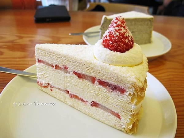 瑪琪朵朵咖啡,高雄咖啡館,高雄千層蛋糕,貴婦下午茶_13