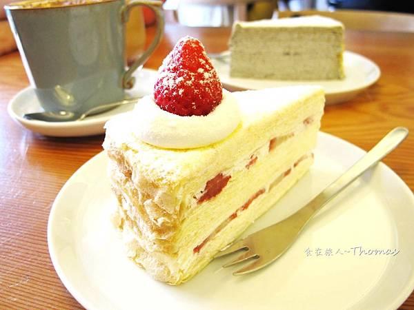 瑪琪朵朵咖啡,高雄咖啡館,高雄千層蛋糕,貴婦下午茶_14