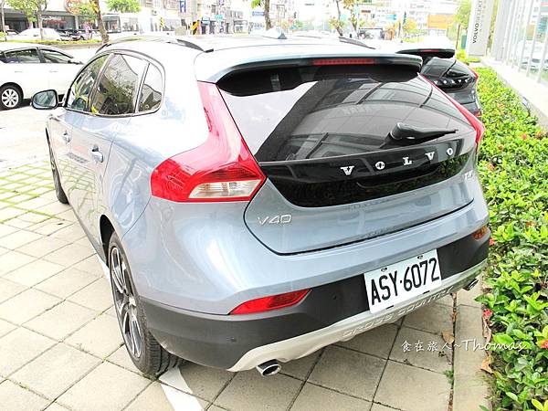 賞車,VOLVO V40 CC,CROSS COUNTRY,V40安全旗艦版_17
