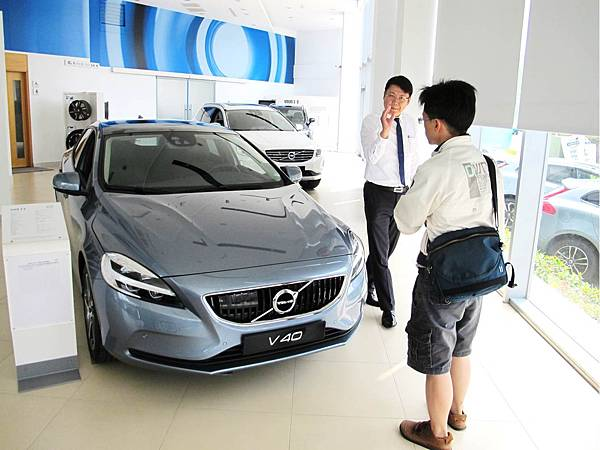 賞車,VOLVO V40 CC,CROSS COUNTRY,V40安全旗艦版_18
