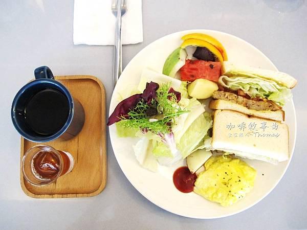 高雄咖啡館,咖啡敘事曲,吳寶春麵包,高雄早午餐推薦_26