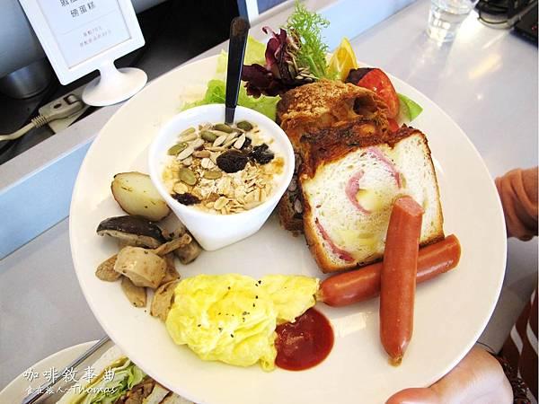 高雄咖啡館,咖啡敘事曲,吳寶春麵包,高雄早午餐推薦_20