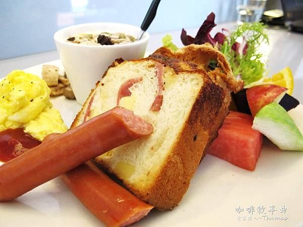 高雄咖啡館,咖啡敘事曲,吳寶春麵包,高雄早午餐推薦_22
