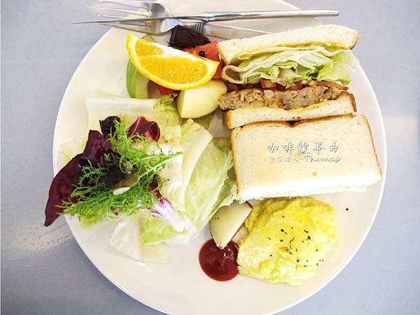 高雄咖啡館,咖啡敘事曲,吳寶春麵包,高雄早午餐推薦_24
