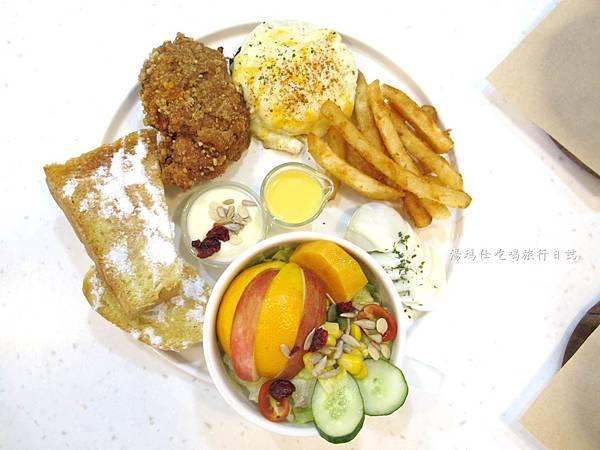 六吋盤早午餐,高雄早午餐,高雄早餐店_14