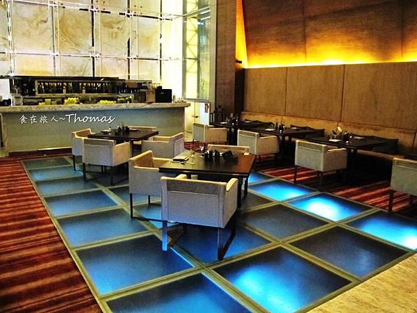 Le Meridien Bangkok,泰國五星酒店,泰國五星自助餐,泰國艾美酒店,美麗殿自助晚餐_07