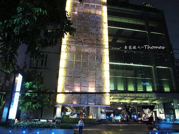 Le Meridien Bangkok,泰國五星酒店,泰國五星自助餐,泰國艾美酒店,美麗殿自助晚餐_04