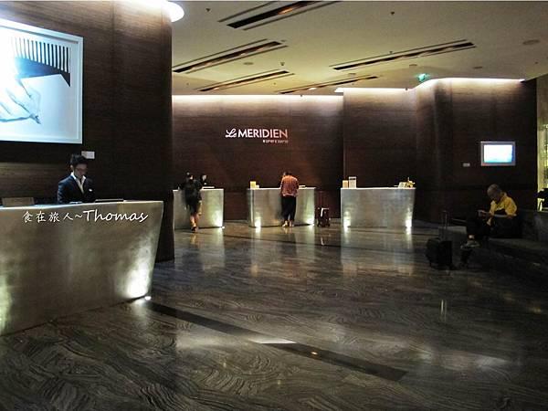 Le Meridien Bangkok,泰國五星酒店,泰國五星自助餐,泰國艾美酒店,美麗殿自助晚餐_05