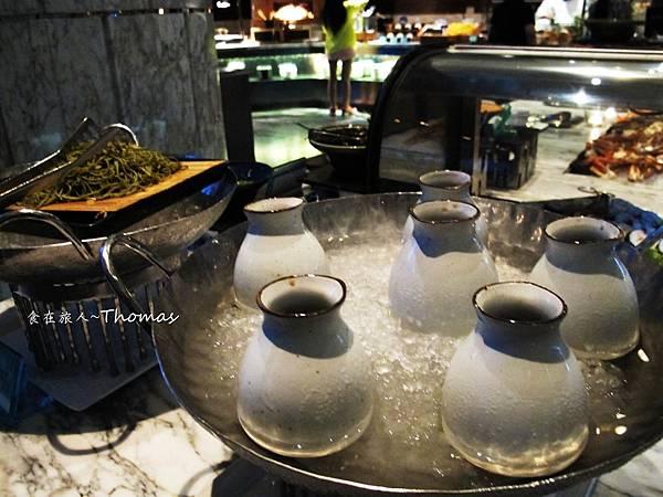 Le Meridien Bangkok,泰國五星酒店,泰國五星自助餐,泰國艾美酒店,美麗殿自助晚餐_13