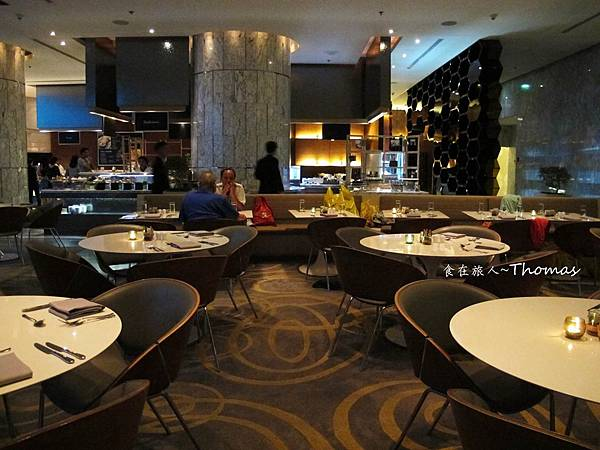 Le Meridien Bangkok,泰國五星酒店,泰國五星自助餐,泰國艾美酒店,美麗殿自助晚餐_08