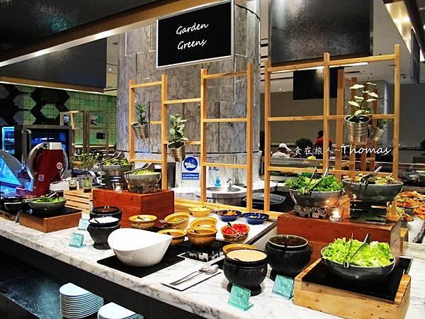 Le Meridien Bangkok,泰國五星酒店,泰國五星自助餐,泰國艾美酒店,美麗殿自助晚餐_20