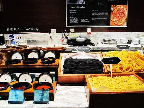 Le Meridien Bangkok,泰國五星酒店,泰國五星自助餐,泰國艾美酒店,美麗殿自助晚餐_18