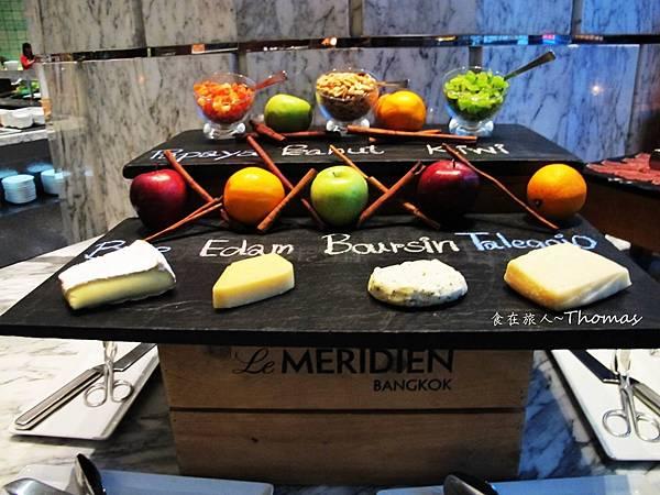 Le Meridien Bangkok,泰國五星酒店,泰國五星自助餐,泰國艾美酒店,美麗殿自助晚餐_14