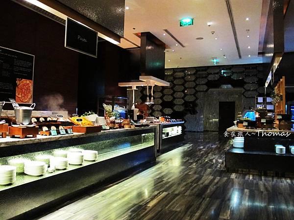 Le Meridien Bangkok,泰國五星酒店,泰國五星自助餐,泰國艾美酒店,美麗殿自助晚餐_26