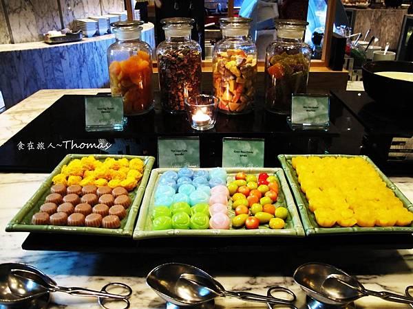 Le Meridien Bangkok,泰國五星酒店,泰國五星自助餐,泰國艾美酒店,美麗殿自助晚餐_23