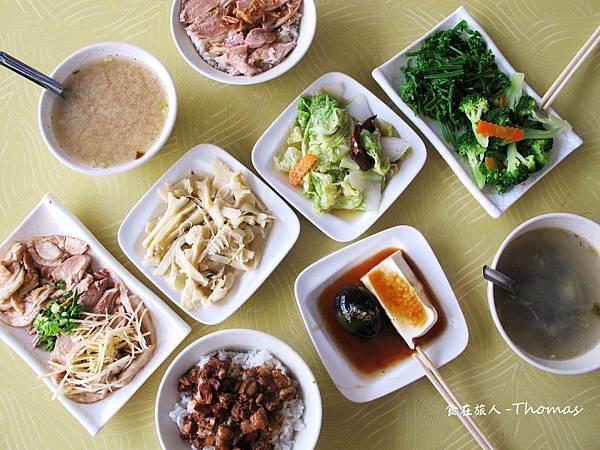 CHIAYI FOOD,嘉義雞肉飯,嘉義小吃,嘉義車頭火雞肉飯_05.JPG