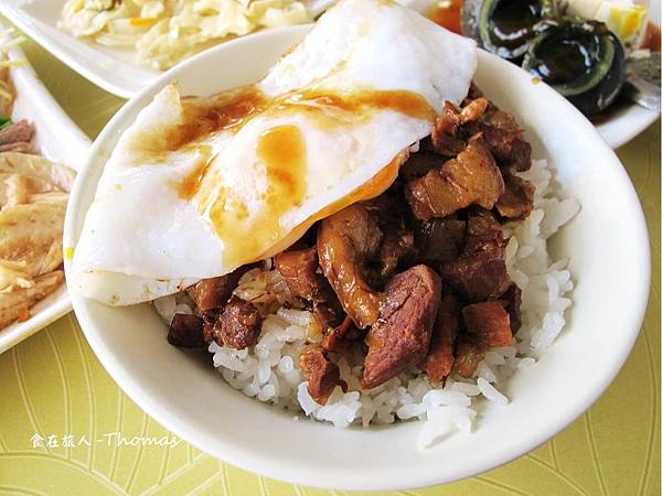 CHIAYI FOOD,嘉義雞肉飯,嘉義小吃,嘉義車頭火雞肉飯_10.JPG