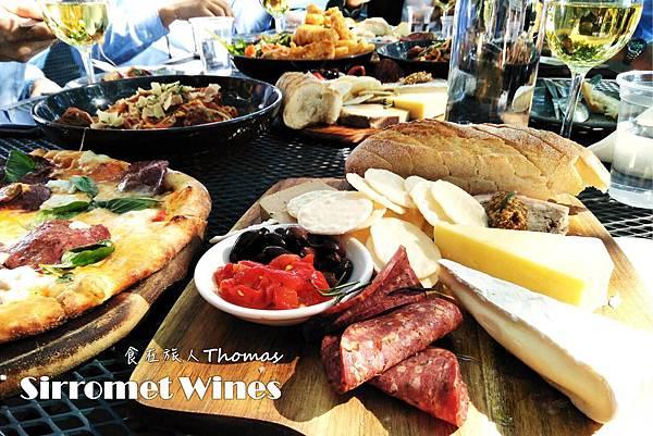 Sirromet Wines,希路美酒莊,布里斯本觀光酒廠,澳洲紅酒,酒莊餐廳_02.JPG