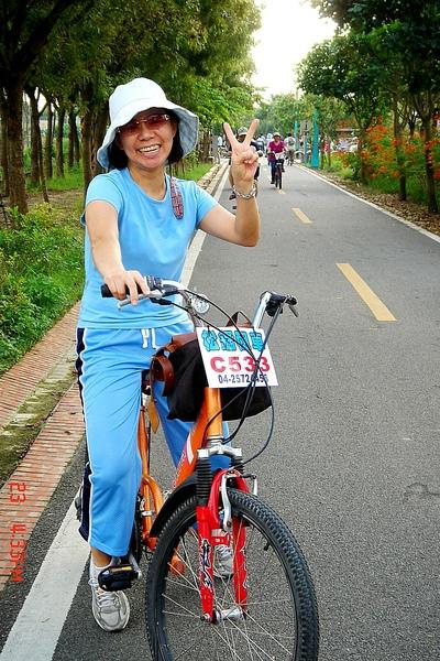 石岡單車.世媛攝
