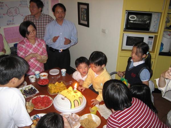 2007/4/27給謙謙慶生