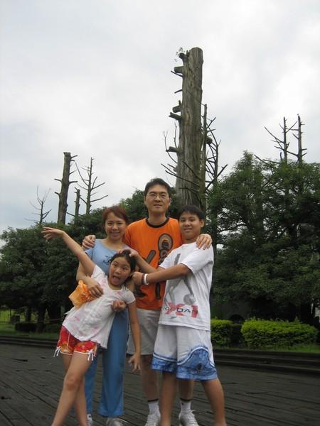 2007/6/18宗琦禮賢兩家去宜蘭
