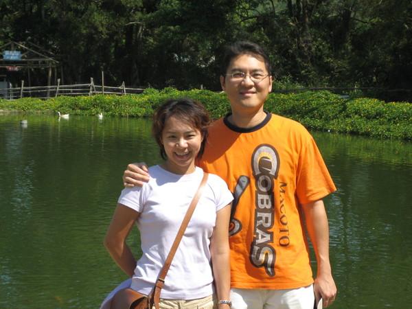 2006.10.10宗琦昌泉家參加政憲小組遊富田