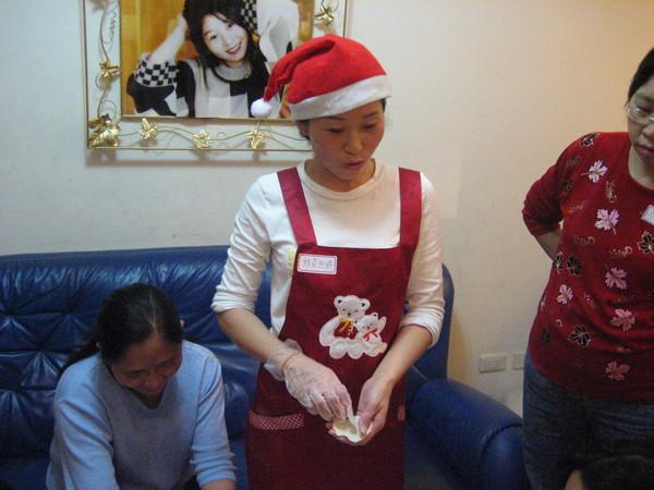 第一關 耶誕元寶(水餃)