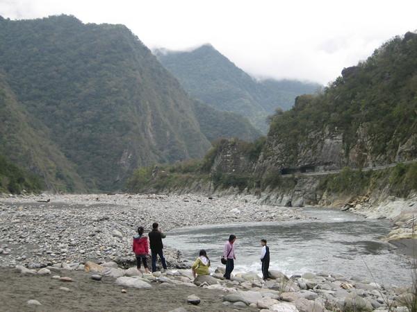 新武呂溪魚類保護區