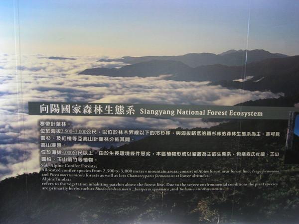 這裡海拔超過2500公尺
