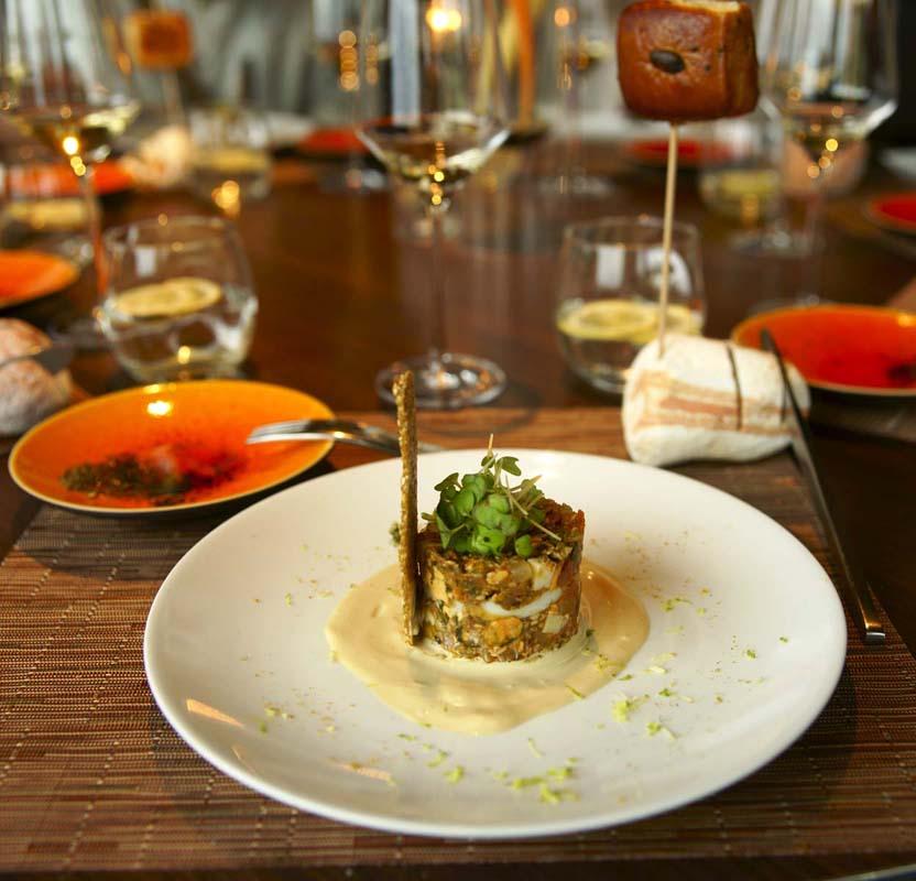 2012-6-30-Bourgogne勃根地米其林1星級餐廳-8