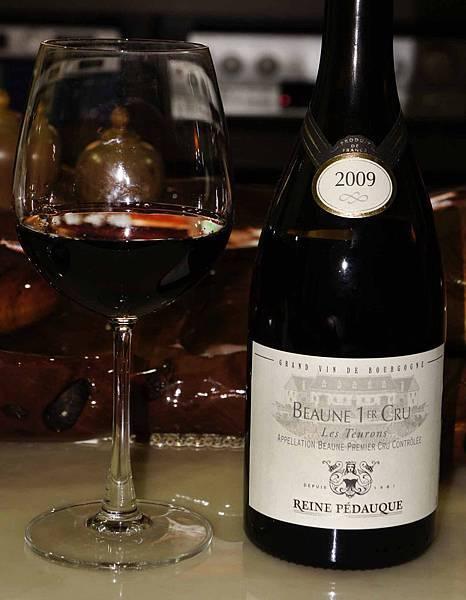2009波恩ㄧ級酒莊紅葡萄酒