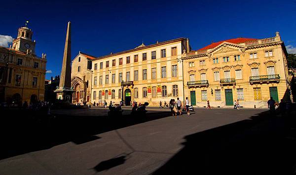 2007-7-5-阿爾古城Arles-18-6-2