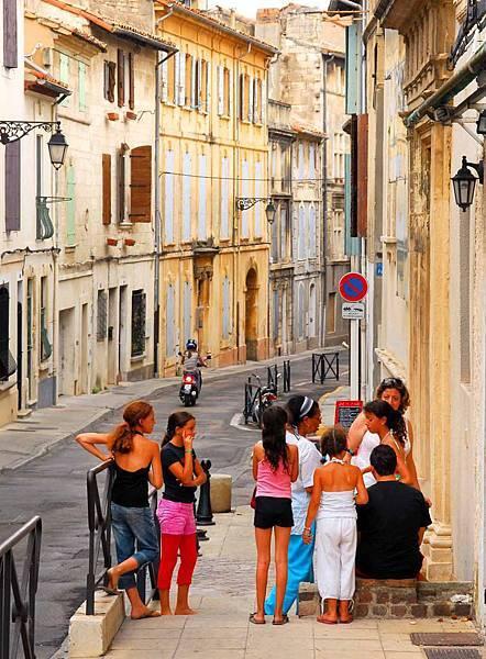 2007-7-24-阿爾古城Arles-58-1