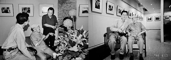 1998黃海岱戲說掌中歲月展覽回顧-1